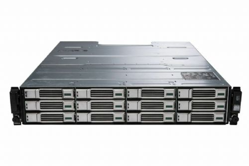 "Dell EqualLogic PS4100E with 12 x 4TB 7.2k 2.5"" SAS HDD iSCSI Storage Array 48TB"